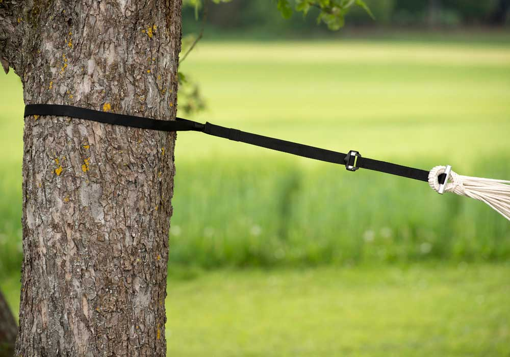 Welche Seile brauchst du um deine Outdoor Hängematte aufzuhängen?