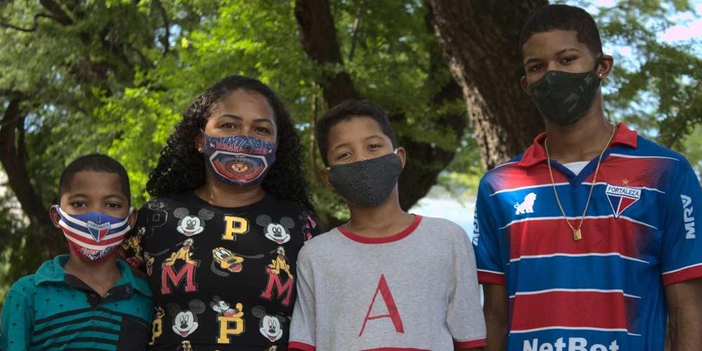 Coronajahr 2020: 5 bewegende Nachrichten aus dem Nazareno Straßenkinderdorf