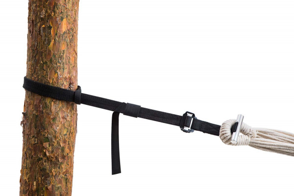 Hammock suspension rope: T-Strap