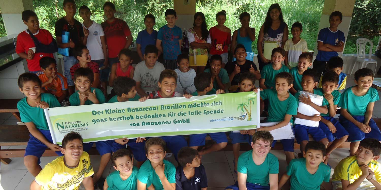 Nazareno Hilfsprojekt - Ein ehrlicher Brief